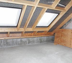reflexion de toiture - Entrepreneur Général Laval